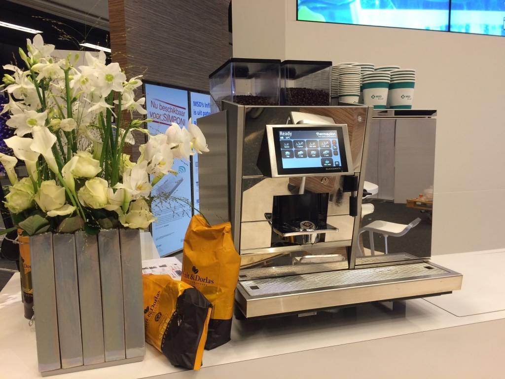 Verhuur espresso machines, Full Service Verhuur Espresso Machines