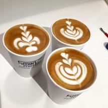 Koffie galerij, Koffie Galerij