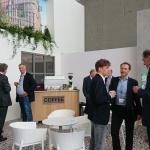 , Building Holland 2019, met 6 van onze mobiele koffiebars als fundering!