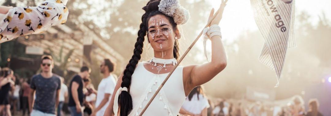 , Wat een blij begin van het festivalseizoen! Happinez festival 2019: