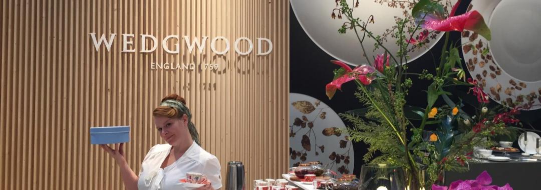 Exclusieve barista service, Exclusieve barista service, op maat gemaakt voor Masters of Luxury: