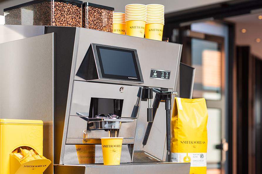 koffiemachine huren, Plug & Play Koffiemachine huren