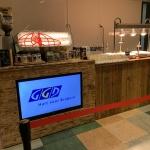, Onze mobiele koffiebars en ontbijtservice tijdens historisch moment!