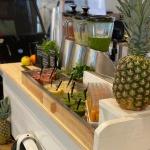""", Mobiele smoothiebars en koffiebars tijdens """"week van de afvalhelden"""" :"""