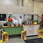 , Negen mobiele koffiebars, smoothiebars en theebars voor DPD Pakketservice!